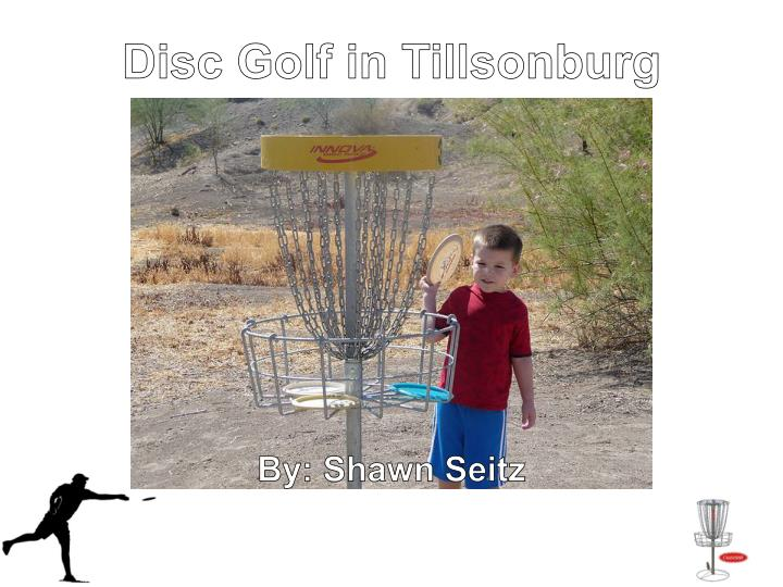 disc golf in tillsonburg n.