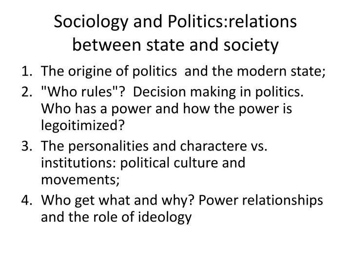 relation between politics and justice In this way, the relationship between religion and politics in europe and christianity was severed, and a demarcation line was drawn between the two so that personal matters were placed at one side and social affairs at another.