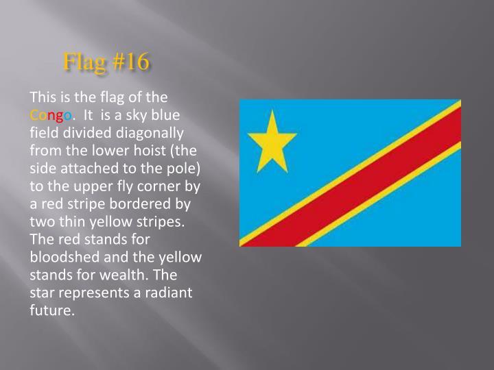 Flag #16