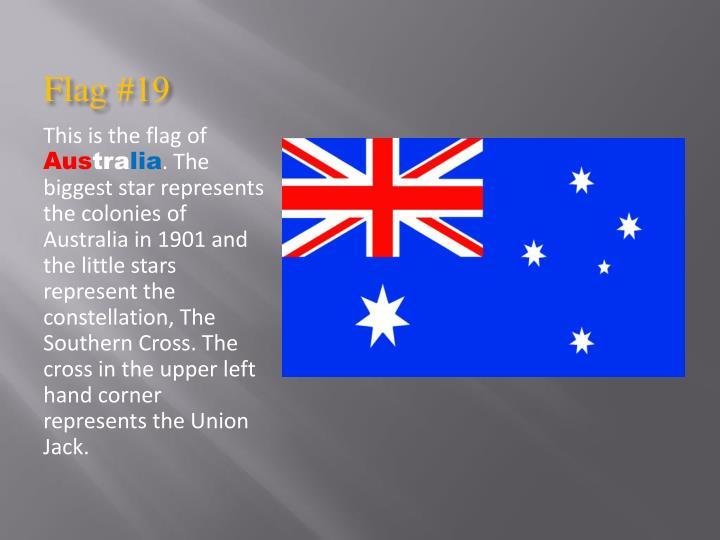 Flag #19