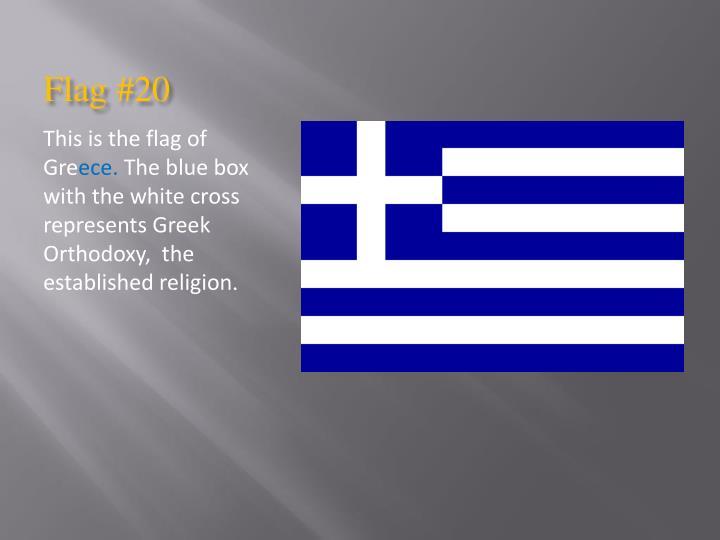 Flag #20