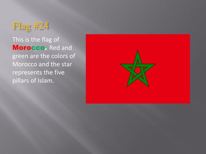 Flag #24