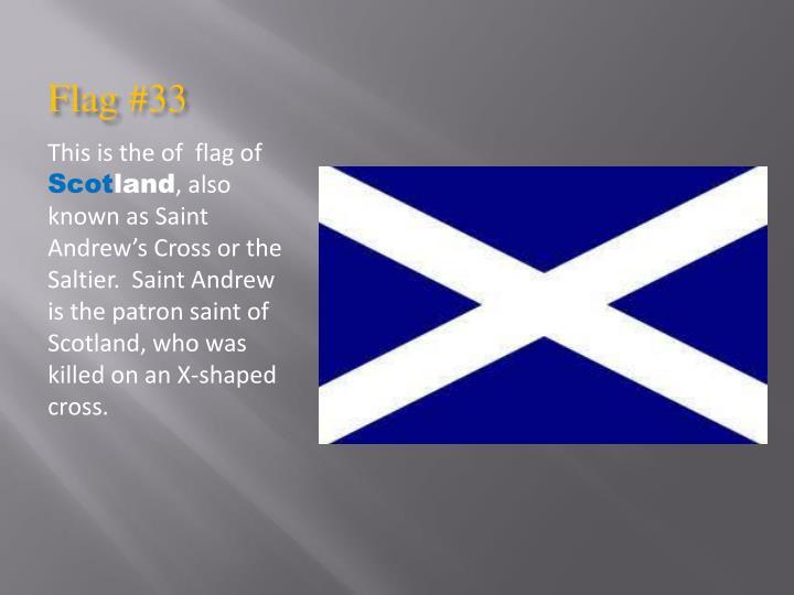 Flag #33