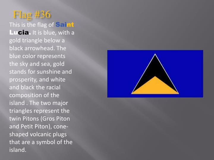 Flag #36