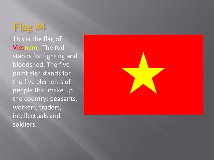 Flag #4