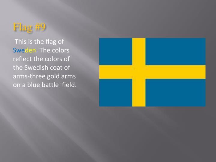 Flag #9