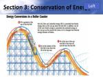 section 3 conservation of energy1