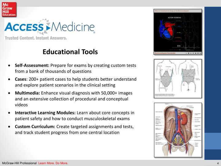 Educational Tools