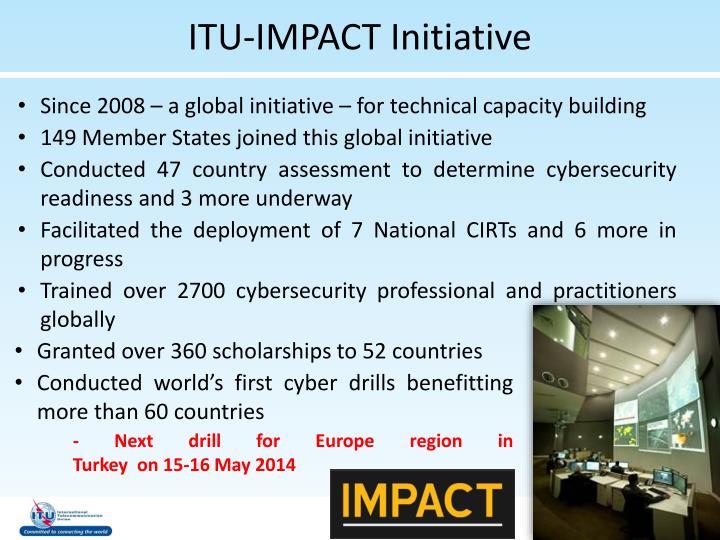 ITU-IMPACT Initiative
