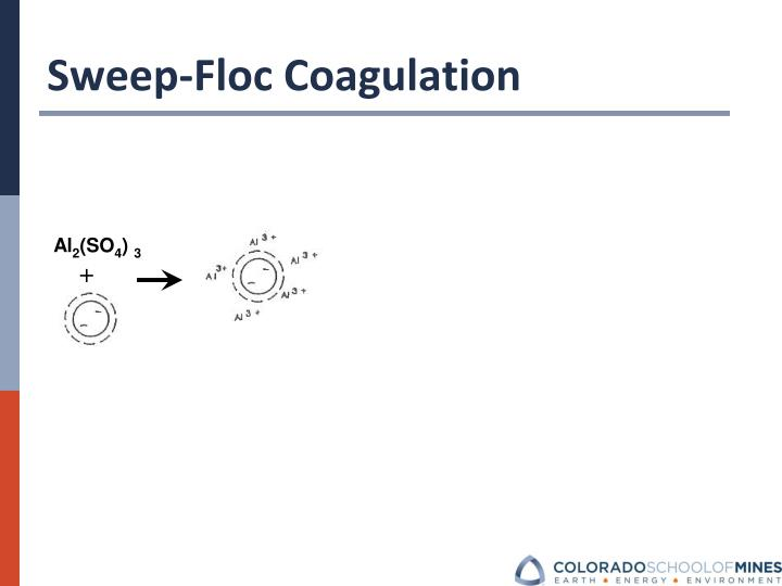 Sweep-Floc Coagulation