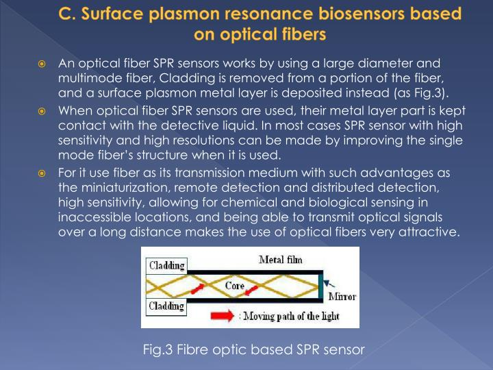 surface plasmon resonance principle pdf