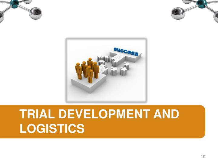 Trial Development and Logistics