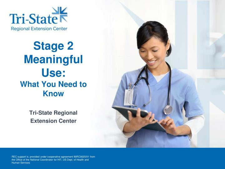 stage 2 meaningful use what you need to know n.