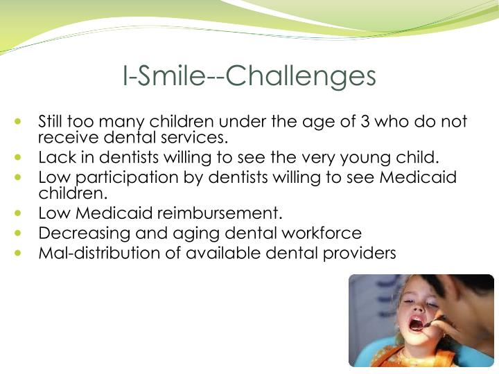 I-Smile--Challenges