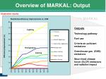 overview of markal output3