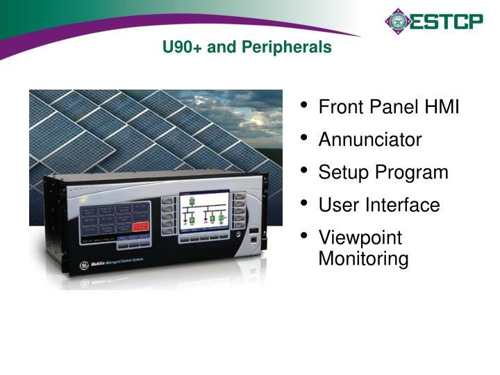 U90+ and Peripherals