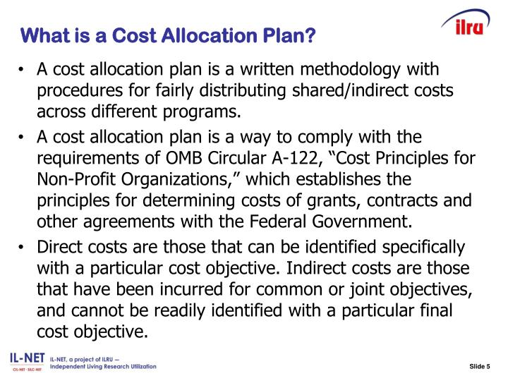 Fantastic Cost Allocation Plan Template Photos - Example Business ...