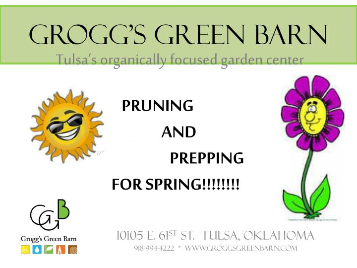 grogg s green barn n.