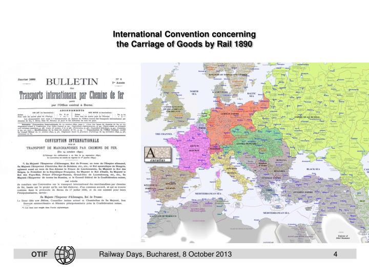International Convention concerning
