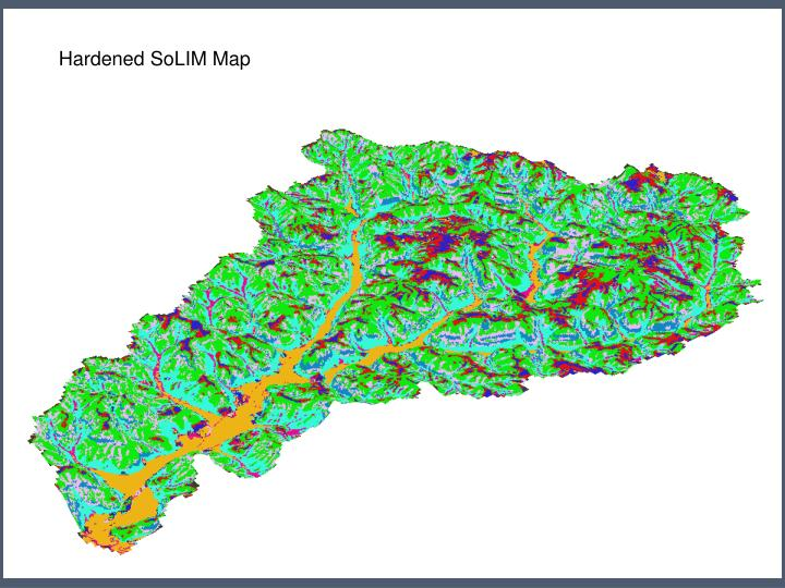 Hardened SoLIM Map