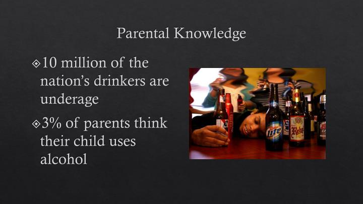 Parental Knowledge