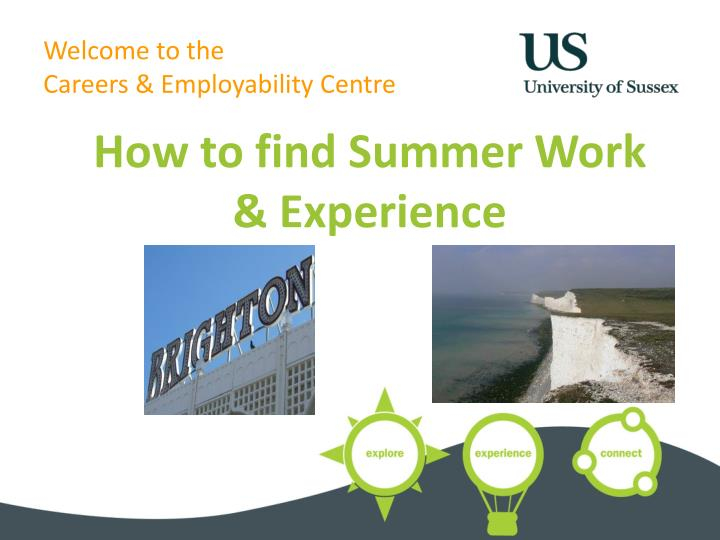 welcome to the careers employability centre n.