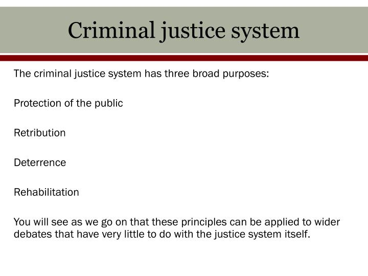 is the criminal justice system biased essay Because it directly discusses the topic of race and the criminal justice system and highlights many ways that the system is fraught with disparities and racial bias, thus answering my questions regarding what role race has in the criminal justice system.