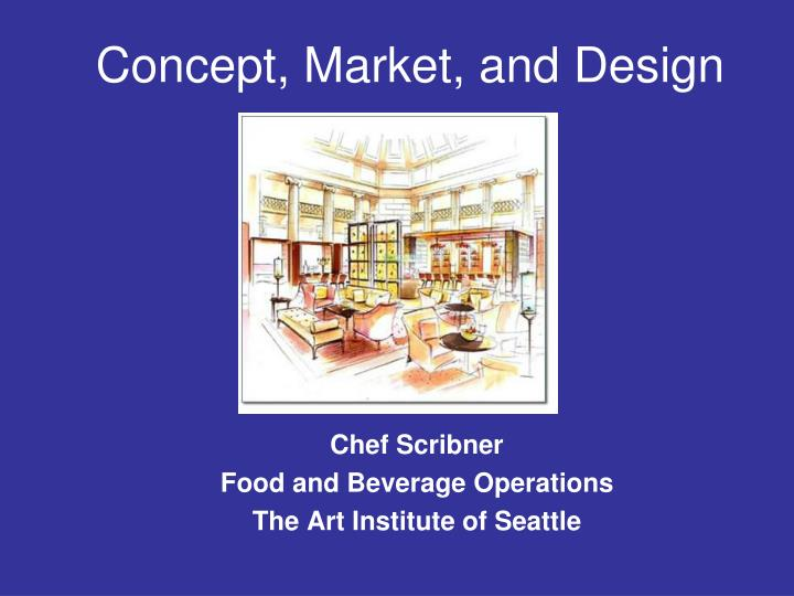 concept market and design n.