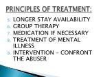 principles of treatment1