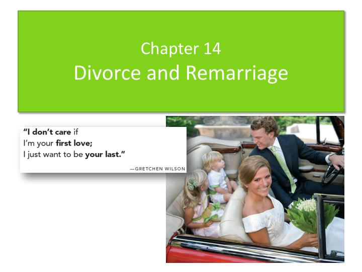 divorce and american culture Marriage in a culture of divorce examines the shifting meanings of karla hackstaff shows that the truth about american marriage is far more complex—and.