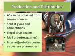 production and distribution1