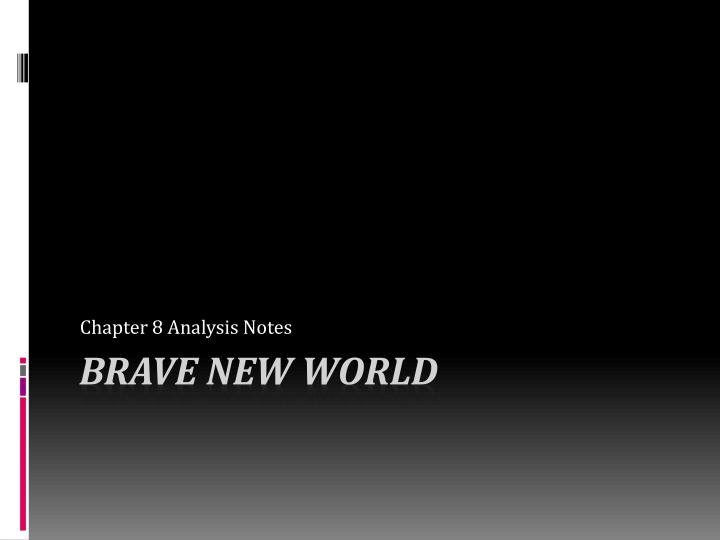 a comparative analysis by robot sp 88 on brave new world we 'the giver' serves as a cautionary tale to the human race, warning of what can become when we censor our very emotions and blot out all of the differences that make us unique individuals there was plenty of action and suspense along the way.