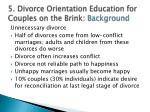5 divorce orientation education for couples on the brink background