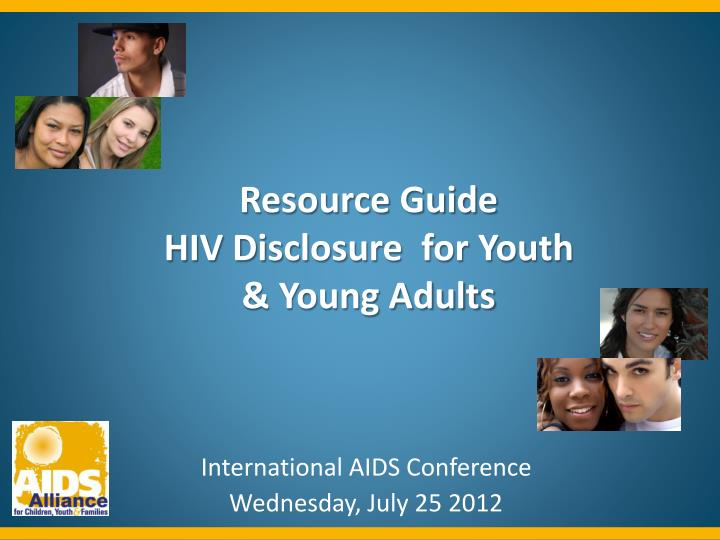 international aids conference wednesday july 25 2012 n.