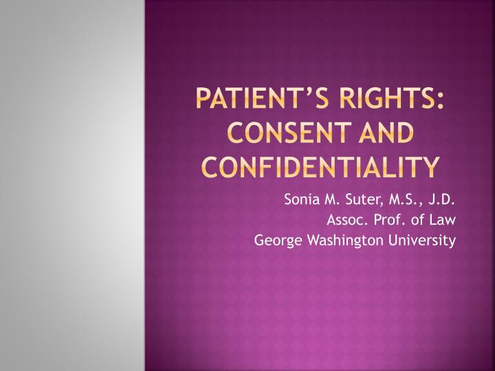 confidentiality and informed consent paper Confidentiality and informed consent paper write a 1,050- to 1,400-word paper that discusses the following: what is informed consent what is confidentiality compare the relationship of informed consent and confidentiality.