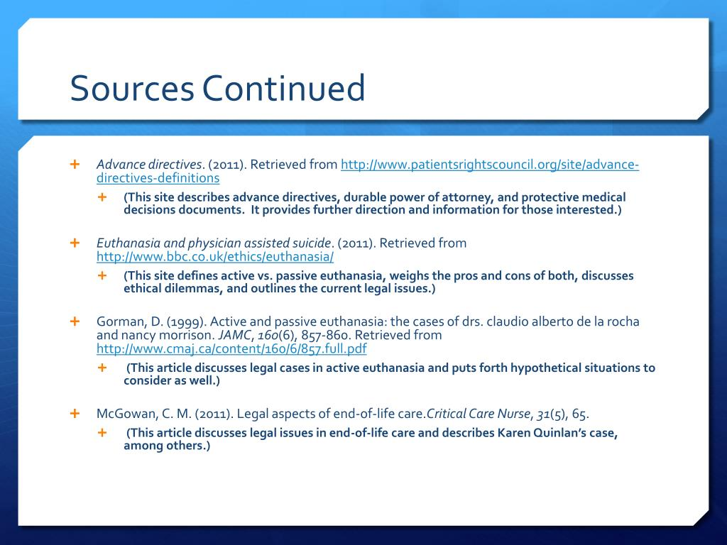 PPT - Euthanasia PowerPoint Presentation - ID:1603457