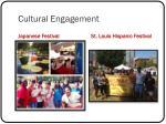 cultural engagement