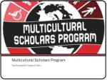 multicultural scholars program3