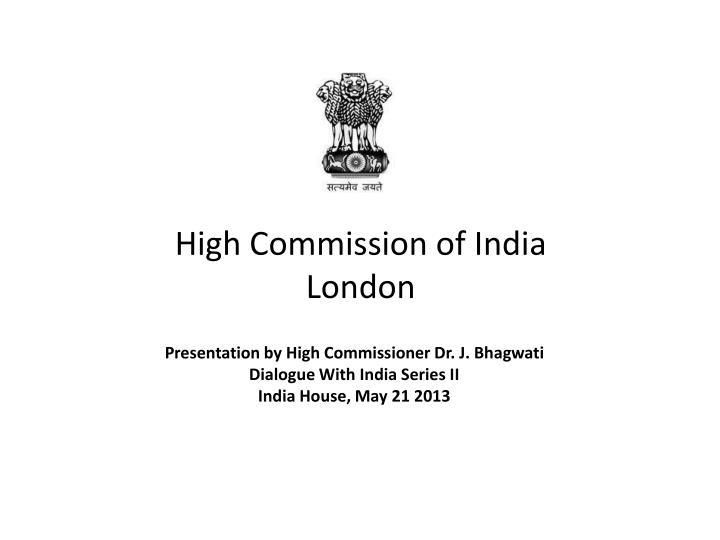 high commission of india london n.