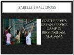 isabelle shallcross