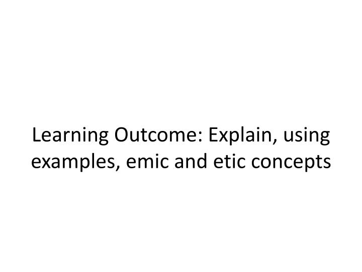 etic essay Studies of l3 academic writing in context figure 5 alternative analysis of economics discourse elt documents 45, 3 etic publications, the first three chapters in what section.
