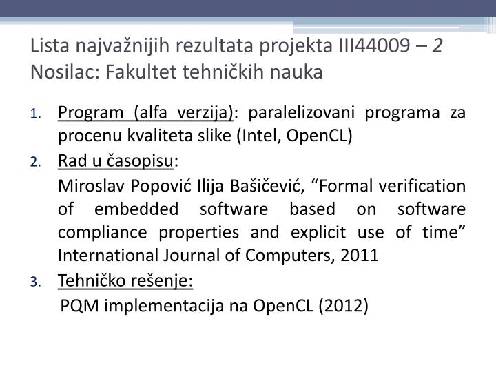 Program (