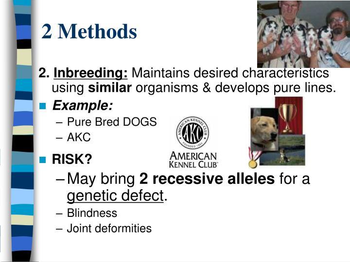 2 Methods