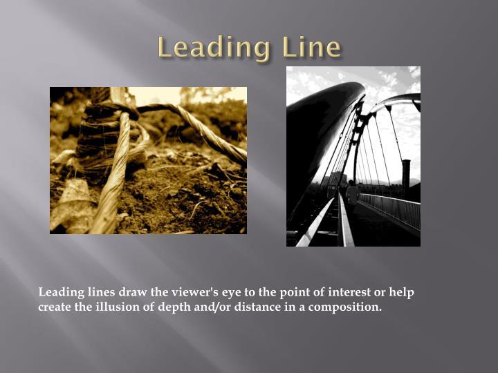 Leading Line