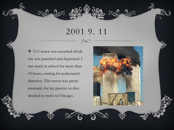 2001 9. 11