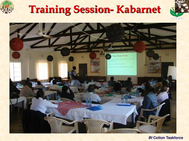 Training Session-