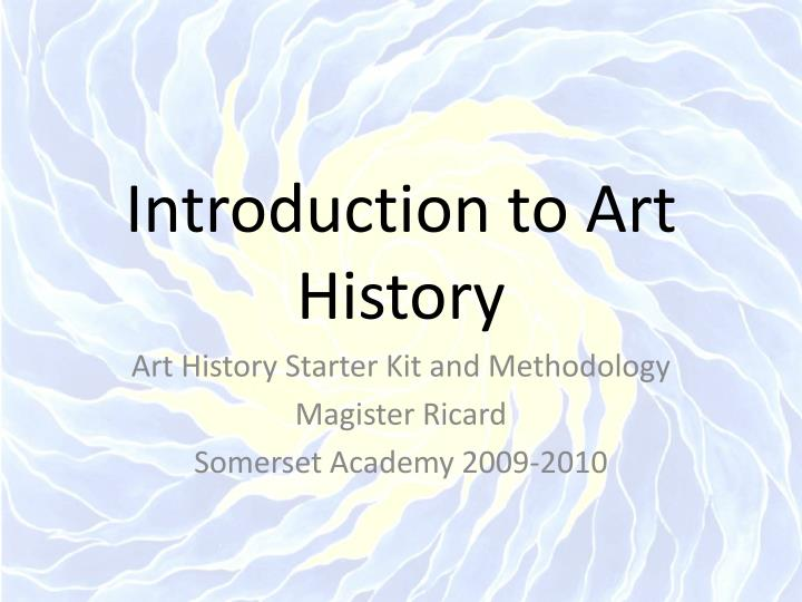 introduction to arts Introduction to arts menu skip to content.