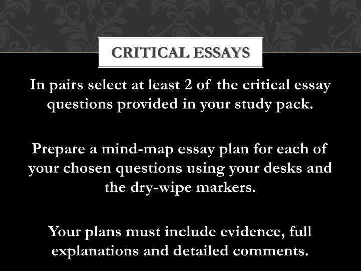 other minds critical essays Essays and criticism on john adams - critical essays john adams 1735-1826 other works of interest include adams's extensive correspondence with his wife and.