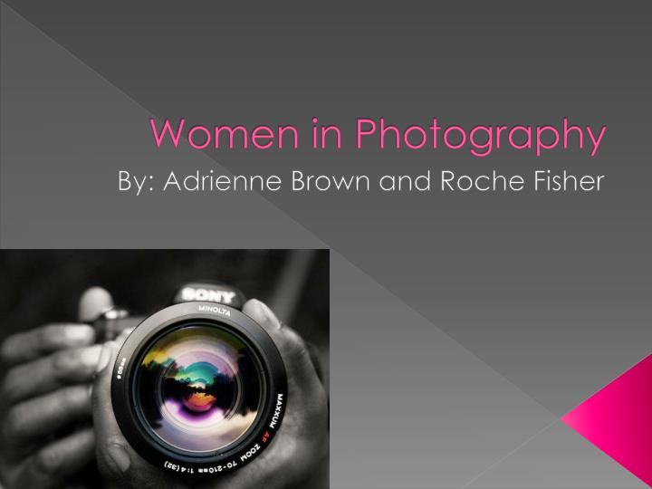 women in photography n.