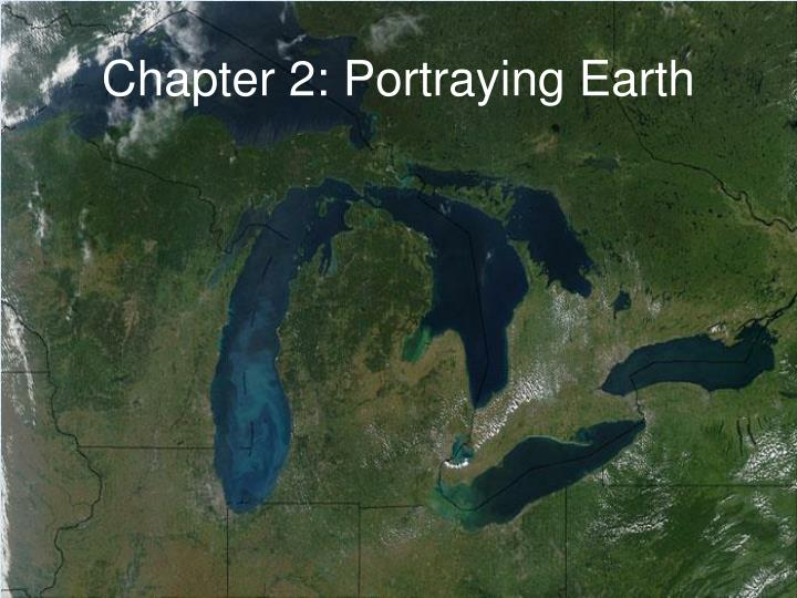 chapter 2 portraying earth n.